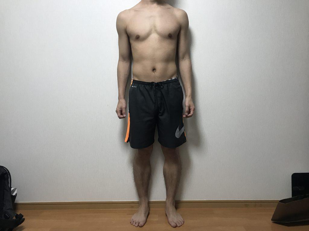 筋トレ1ヶ月(1_2)