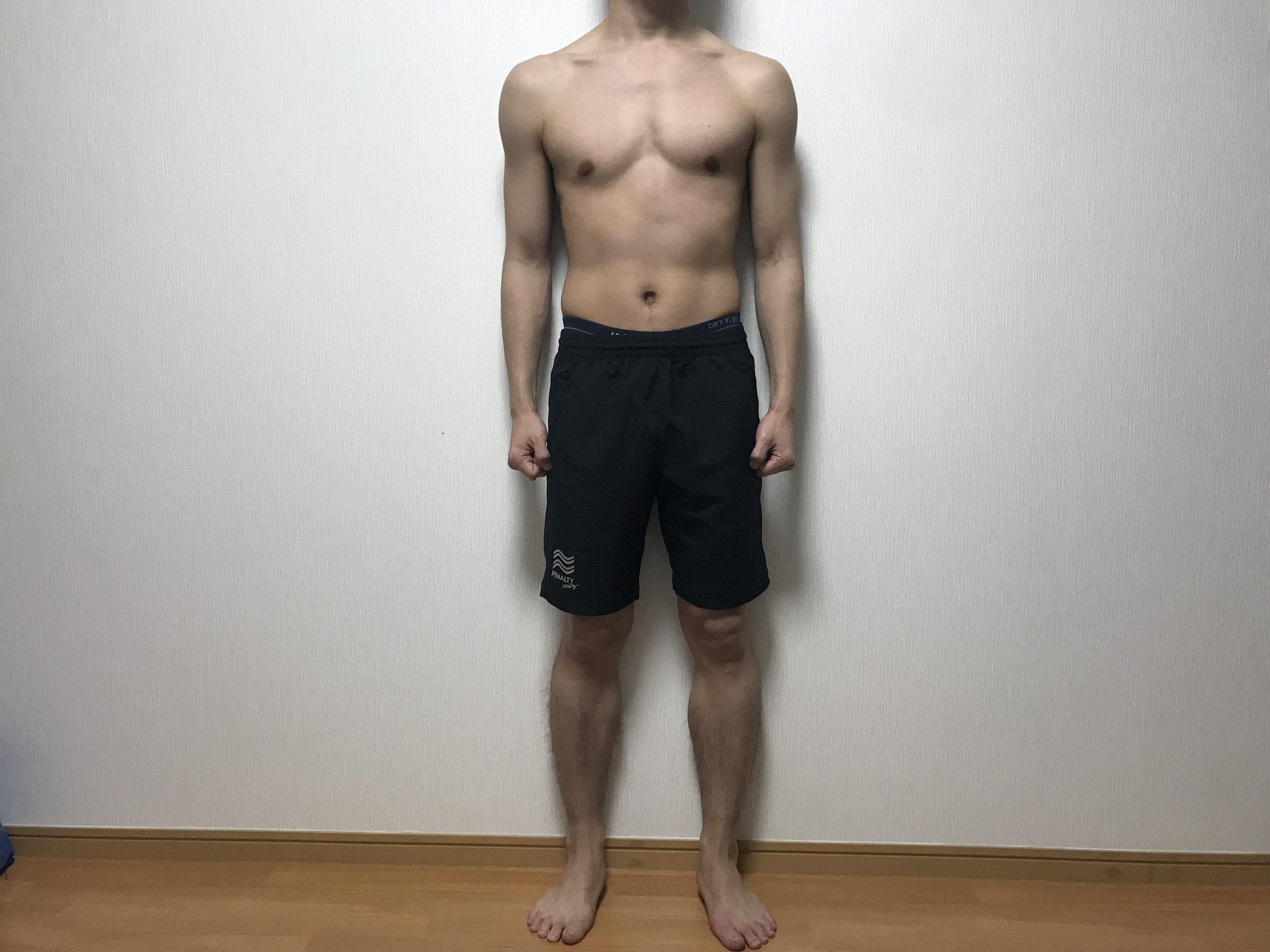 筋トレ1ヶ月(2_2)